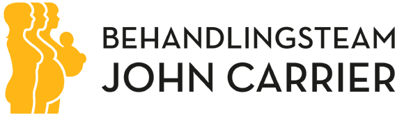 Logo behandlingsteam John carrier
